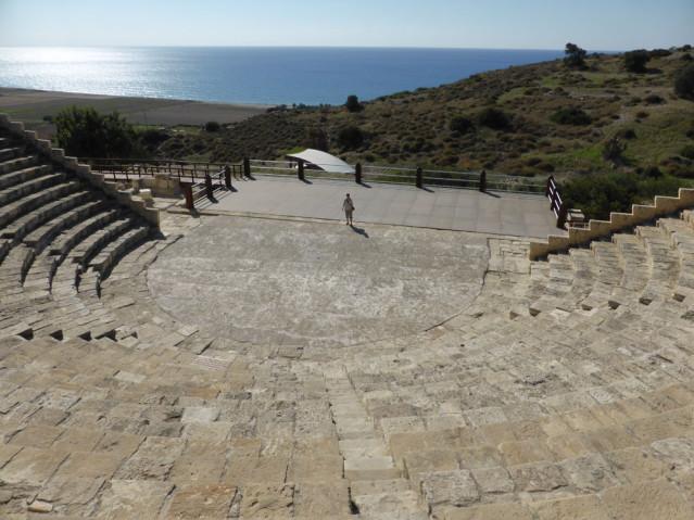 Amphitheater Kourion