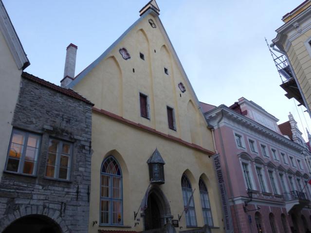 Häuser In Tallinn