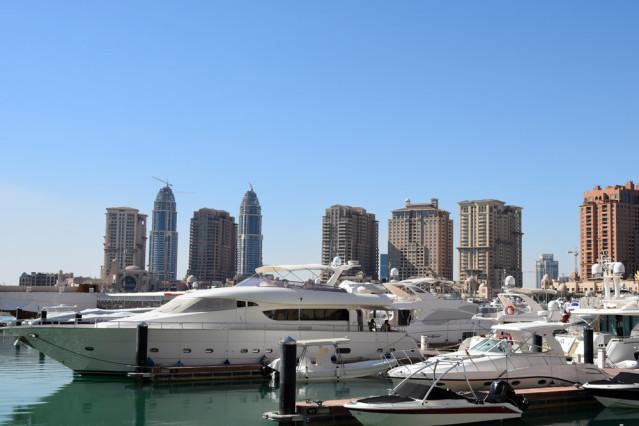 Doha Yachten