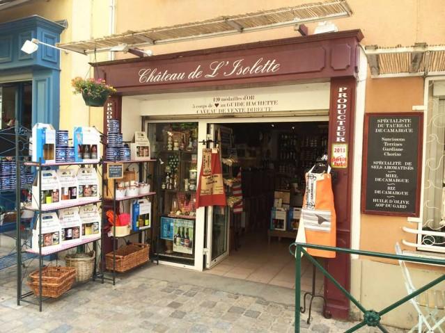 Unser Shopping-Tipp: Le Chateau de L'Isolette