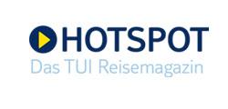 HOTSPOT - Das TUI Reisemagazin