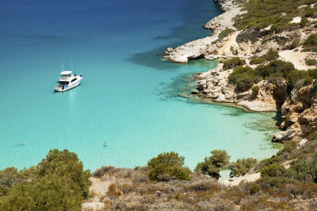 Auch zum Baden perfekt: Kreta