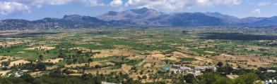 Lassithi Plateau auf Kreta