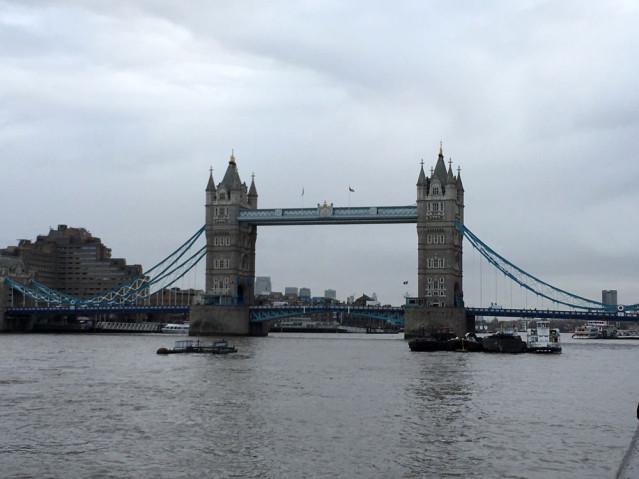 Die Tower Bridge