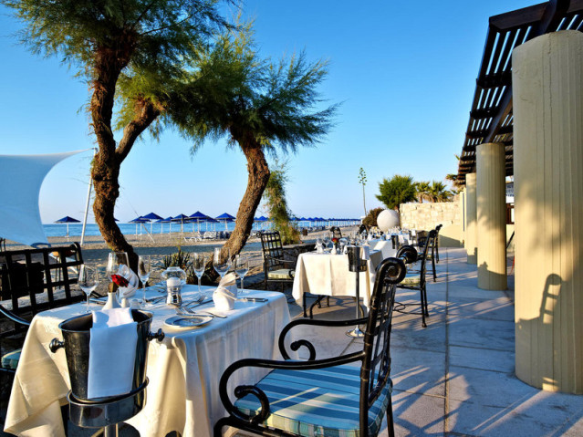 best FAMILY AQUILA Rithymna Beach Restaurant