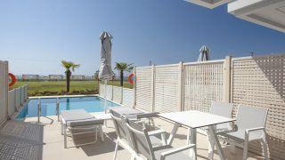 Suite mit Meerbllick und Privatpool im FAMILY LIFE Lagoon Princess, Chalkidiki ► Zum Hotel