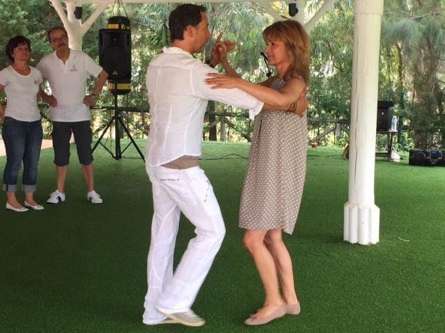 Markus Schöffel gibt bereits seit 2009 Tanzkurse in TUI Hotels