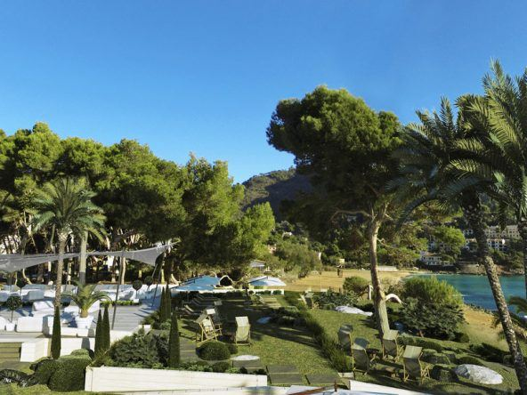Melbeach Hotel Spa auf Mallorca liegt direkt am Naturschutzgebiet