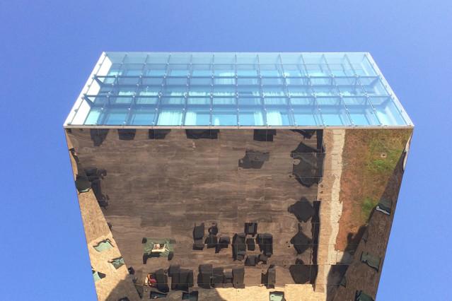 nhow Berlin Fassade