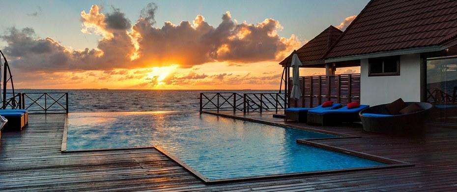 Aufwachen abk hlen top hotels mit fast eigenem pool reiseblog - Pool zum aufpumpen ...