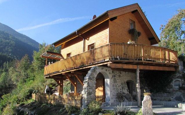 Hütte in Tirol