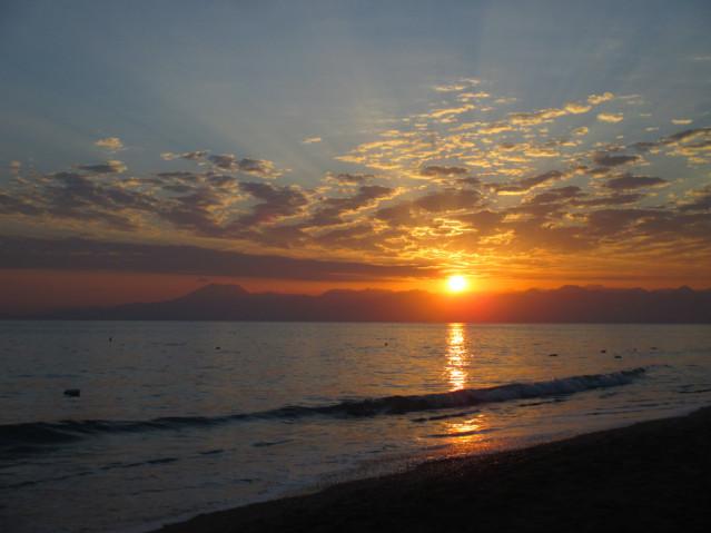 best FAMILY Bellis Sonnenuntergang Strand