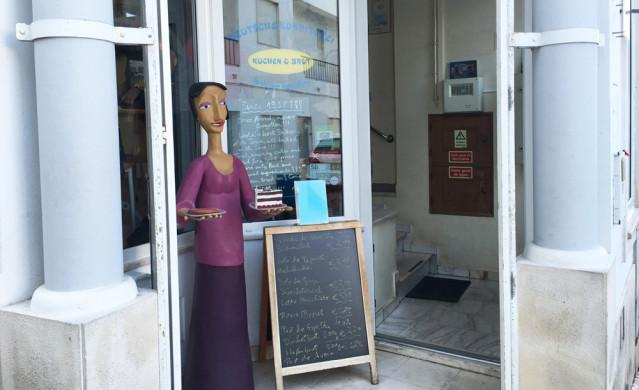 Lecker Kuchen in Lagos - hier gibt es ihn