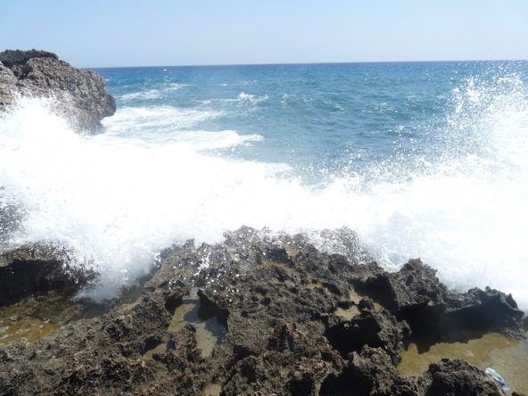 Bucht bei Portocollom