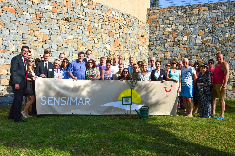 Eröffnungszeremonie im SENSIMAR Elounda Village Resort & Spa auf Kreta
