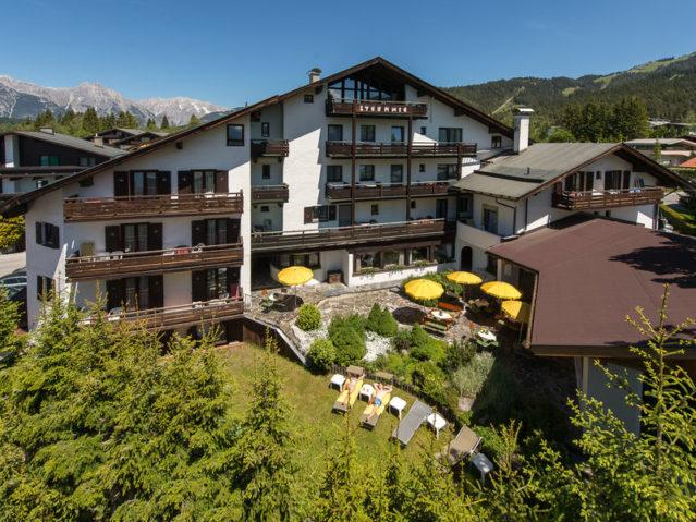 Haus Stefanie in Seefeld Tirol