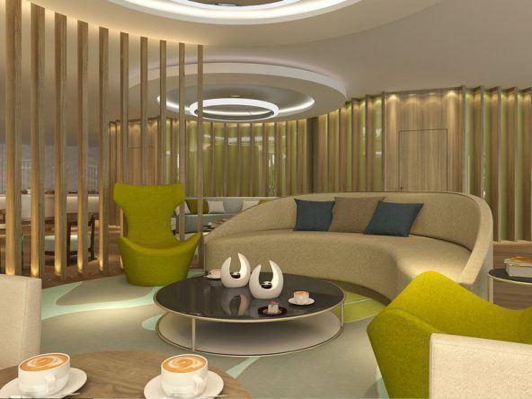 Geschmackvoll eingerichtet im So könnte ihr Zimmer im Hotel Papillon Zeugma Belek aussehen