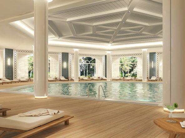 Überzeugt auch mit Pool: Das Hotel Papillon Zeugma Belek