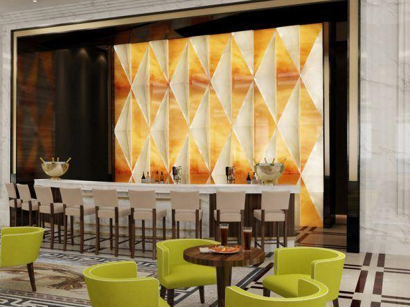 Das stylische Restaurant des Hotel Papillon Zeugma Belek