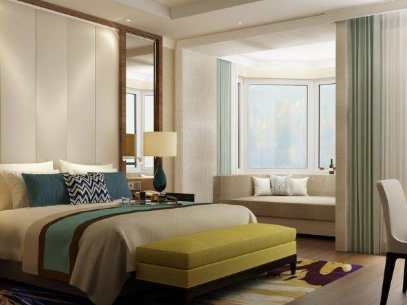 So könnte euer Zimmer im Hotel Papillon Zeugma Belek aussehen