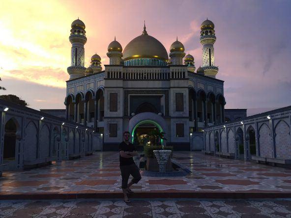 Jame Asr Hassanil Bolkiah Moschee