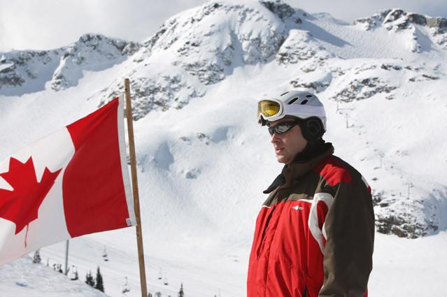 Kanada Flagge