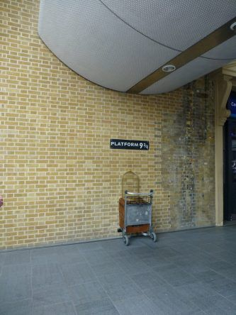 Ab nach Hogwarts!