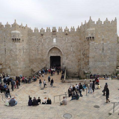 Der Eingang zur Altstadt