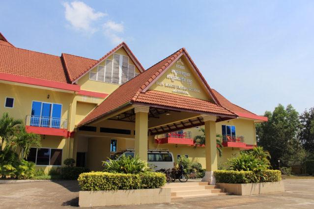Don Bosco Hotel School Kambodscha