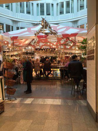 Sturehof mit eigenem Foodmarkt