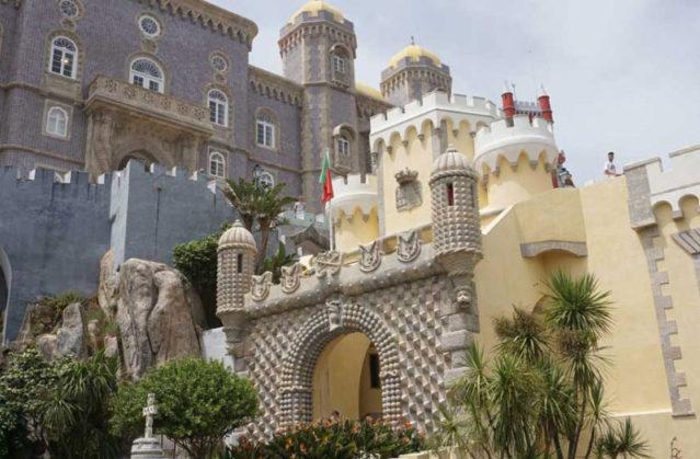 Die Märchenwelt in Portugal's Sintra
