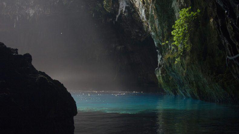 Das großartige Naturwunder: Die Melisanni Höhle