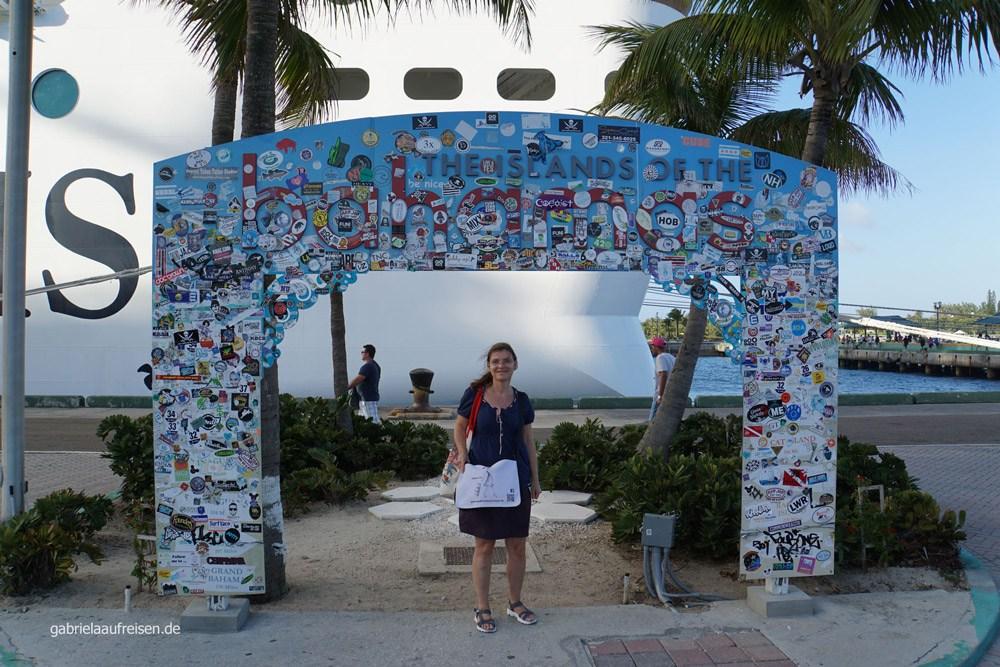 Willkommen in Nassau auf den Bahamas!