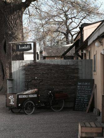 Sehr zu empfehlen: Der Rosendals Shop