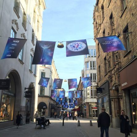 Der Eurovision Song Contest findet dieses Jahr in Stockholm statt