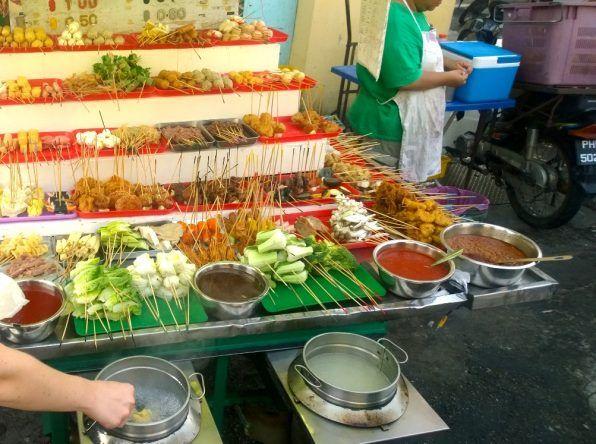 Georgetown ist das Mekka für Foodliebhaber