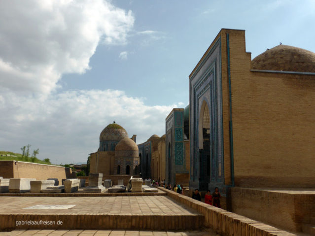 Nekropole in Samarkand