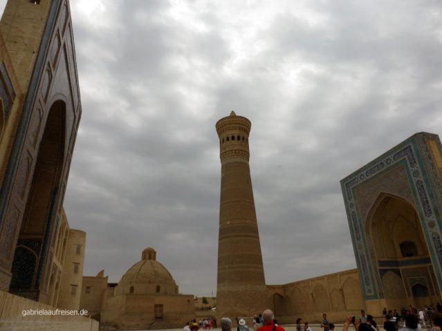 Kalon Minarett in Buchara