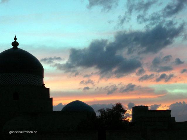 auf Wiedersehen Chiwa und Usbekistan