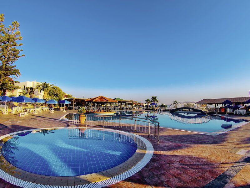 Das best FAMILY Nana Beach Kreta wartet mit 7 Pools auf