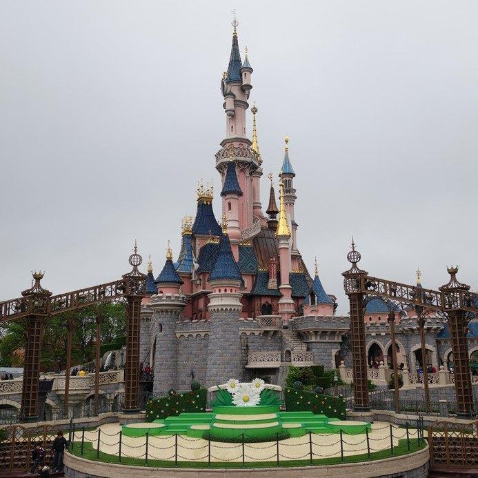 Disney® Schloss