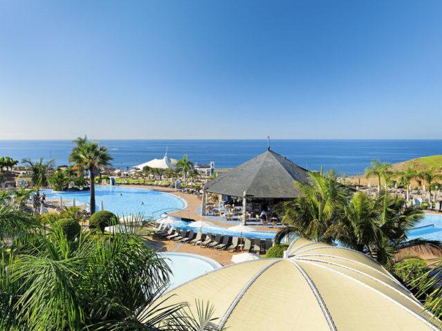 Zum Ausspannen: Hotel H10 Playa Meloneras Palace