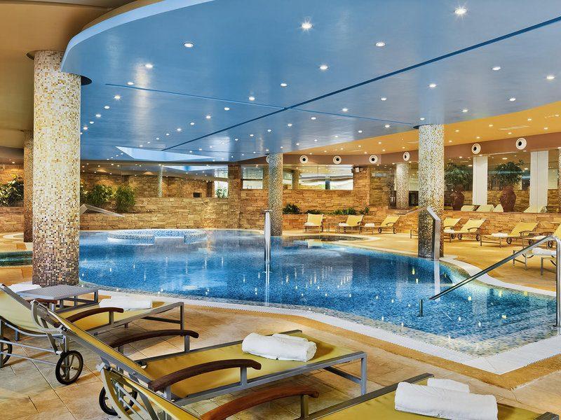Der schicke Wellnessbereich des Hotel H10 Playa Meloneras Palace