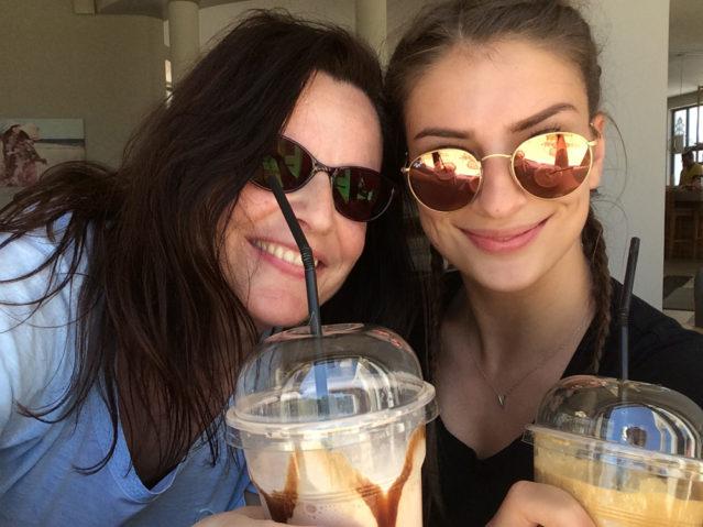 Überraschungs-Mutter-Tochter-Urlaub