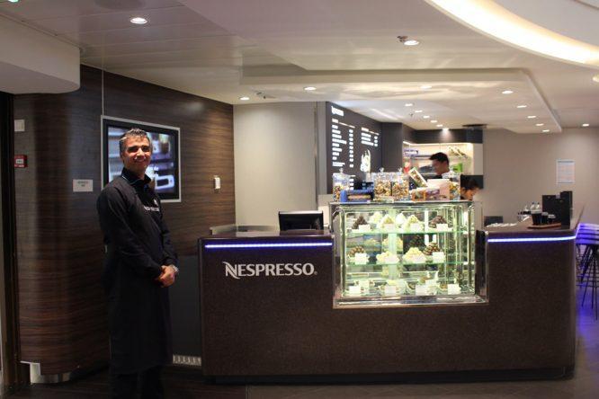 Nespresso Bar