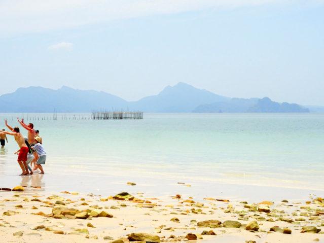 Pantai Datai auf Langkawi