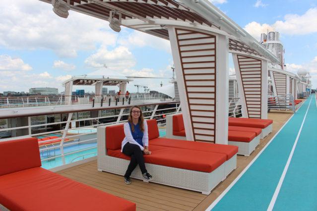 Deck 15 Mein Schiff 5