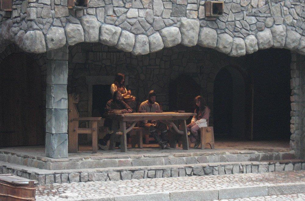 Schauspiel bei Ronja Räubertochter