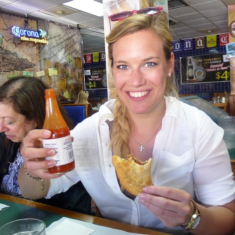 Leckere Empanadas zur Vorspeise:)