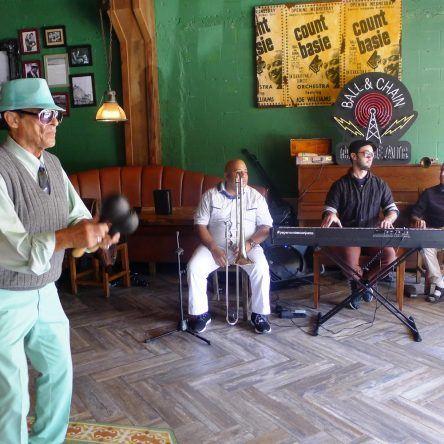Kubaner haben die Musik im Blut